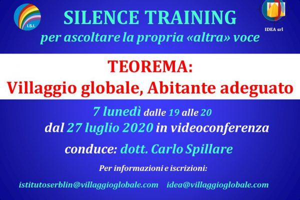Silence Training Teorema